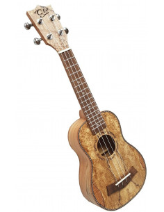 Ukelele de concierto en madera de arce