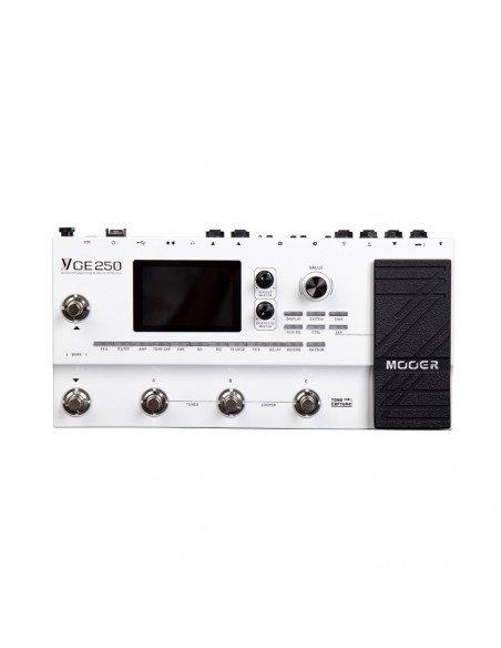 Mooer GE250 Modelador y multi-efectos