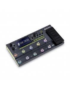 Mooer GE300 Modelador y multi-efectos