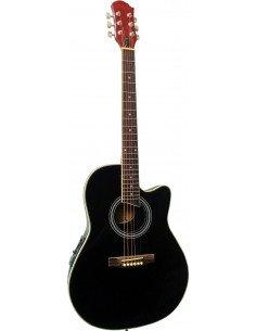 Guitarra Electro acustica Dotch - Tipo Ovation EQ 4 Bandas