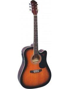 Guitarra Electroacustica 6 cuerdas EQ 3 bandas Oferta