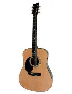 Guitarra acustica MSA para Zurdos Standard