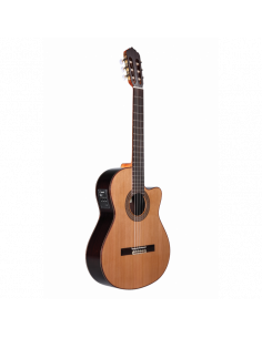Altamira N300CE+ Guitarra clásica Cutaway Amplificada