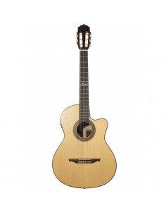 Altamira N300CC+ Guitarra clásica Cutaway Amplificada