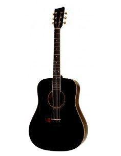 Guitarra acustica MSA para Zurdos Standard CW 170-L