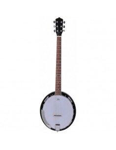 Banjo Tucker 6 Cuerdas BJ-26