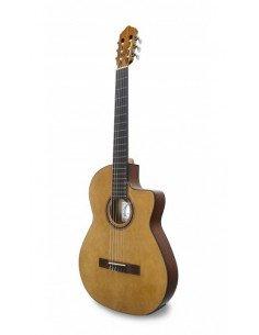 APC 1C CW SLIM guitarra clásica amplificada caja estrecha