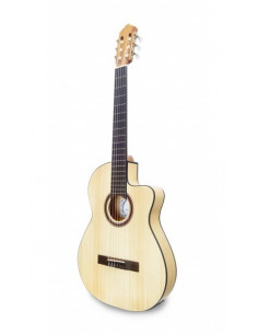 APC 1F CW SLIM guitarra flamenca caja estrecha