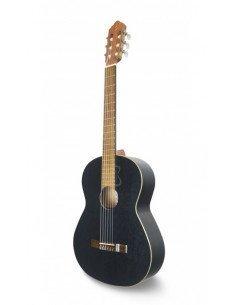 APC 1N guitarra clásica negro mate
