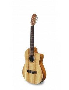 APC CG KOA KOA OP 3/4 CW guitarra de cadete amplificada