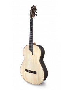 APC Luthier MX guitarra clásica profesional boca lateral