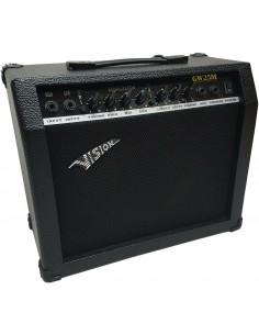Amplificador guitarra 40W GW 25-M entrada microfono muy barato