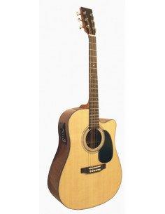 Guitarra Electro-Acústica  JRW 12 Montana EQ4Bandas