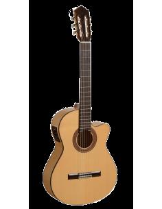 Paco Castillo 223FCE guitarra flamenca