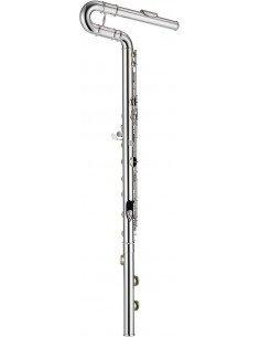 Jupiter JBF-1100E Flauta Bajo mecanismo de Mi