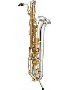 JUPITER JBS-1100SG Saxofón barítono plateado