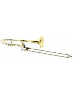 JUPITER JTB-710FQ Trombón de varas con transpositor Sib/Fa