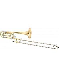 Jupiter JTB-1100FRQ trombón de varas con transpositor Sib/Fa