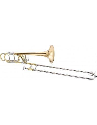 Jupiter JTB-1150FROQ trombón de varas con transpositor y OpenWarp