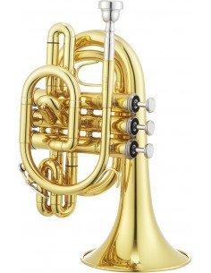 Jupiter JTR710 trompeta pocket en Sib
