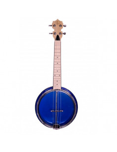 Banjolele 4 Cuerdas Bones BB400-A Azul