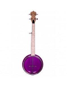 Banjolele 5 Cuerdas Bones BB500-P Púrpura