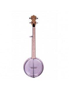 Banjolele 5 Cuerdas Bones BB500-T Transparente