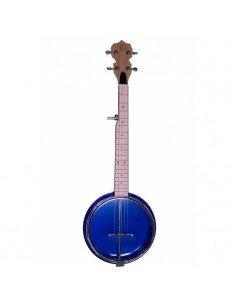 Banjolele 5 Cuerdas Bones BB500-A Azul