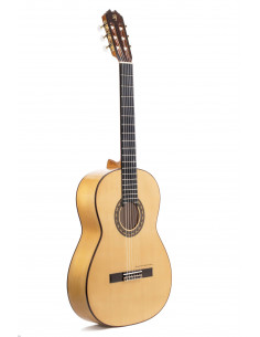 Prudencio Sáez 22 1FP guitarra flamenca semi profesional