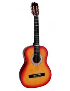 Serie J Guitarra Clásica 1/2 para niños 5 - 7 años aprox