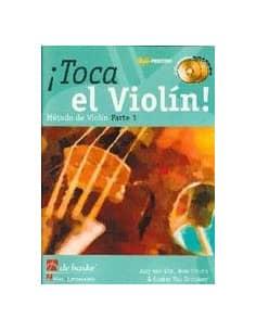 """METODO """"TOCA EL VIOLIN"""" VOL. 1 EDIT. DE HASKE - DESCUENTO"""