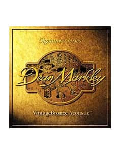Juego de Cuerdas Dean Markley para Guitarra Acústica XL-2008A - Oferta