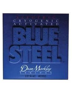 Juego de Cuerdas para Guitarra Eléctrica Blue Steel Dean Markley 2552 - oferta