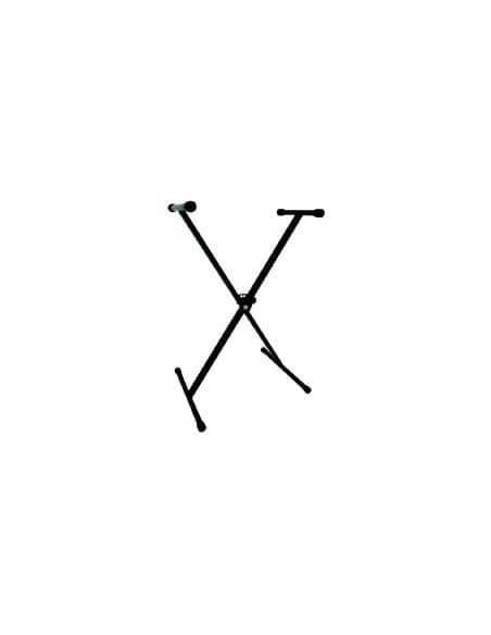 Soporte patas para teclado Forma X