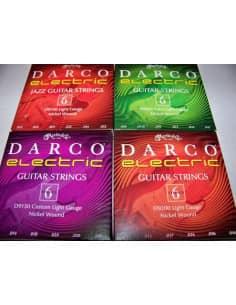 Juego de 6 cuerdas para Guitarras eléctricas Darco&Martin