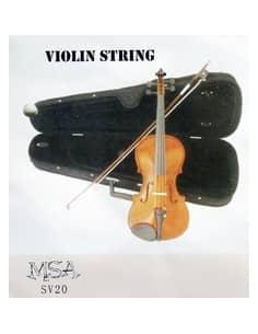 Juego de cuerdas MSA Violin