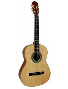 Guitarra clasica 3/4 Cadete Tapa maciza de Abeto - Oferta