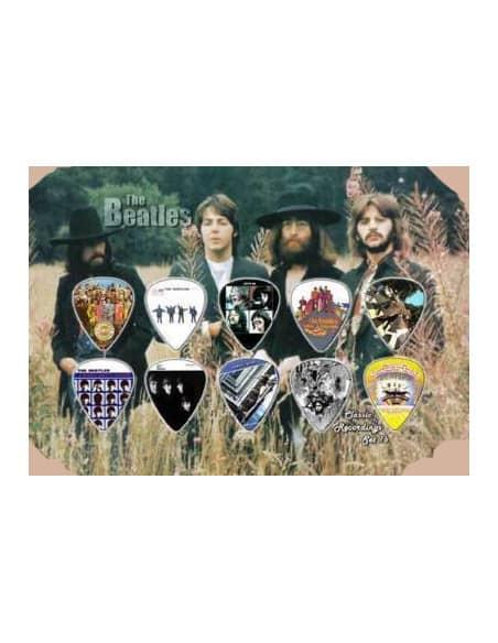 The Beatles puas de coleccion