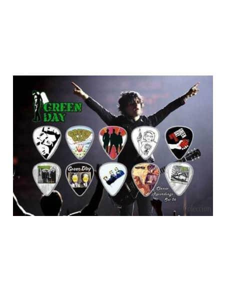 Green Day puas para coleccionar