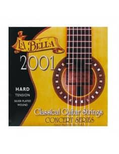Cuerdas guitarra flamenca LA BELLA 2001 - juego de 6