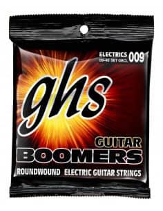 CUERDAS GUITARRA ELECTRICA GHS GBCL 09-46