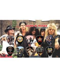 Guns N' Roses puas de coleccion