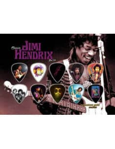 Jimi Hendrix puas de coleccion