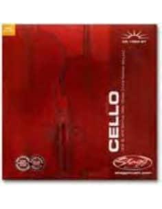 CUERDAS PARA CELLO CE-1859-ST SET STAGG 4/4 & 3/4