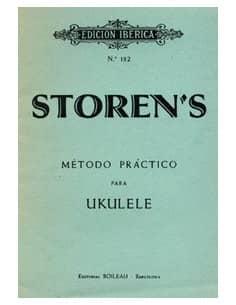 CURSO PRACTICO UKELELE STOREN´S C-UKELE