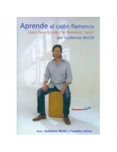 CURSO DVD PARA TOCAR CAJON FLAMENCO C-DVD