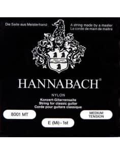 HANNABACH 800MT - Juego Guitarra Clasica