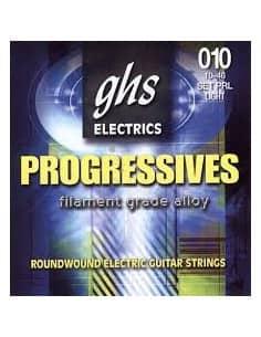GHS PRL Cuerdas GUitarra Electrica 010-46