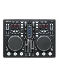 Controlador Dual Midi Virtual DJ PDC05