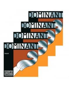 Cuerda violín Thomastik Dominant 135 4/4 - juego